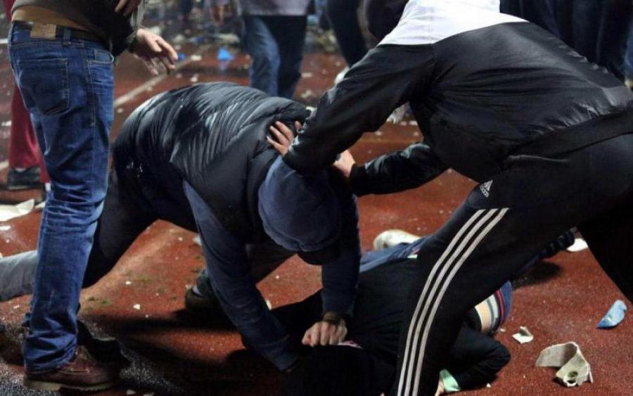 Під час допиту вони розказали п'ять різних версій подій: Українці у Варшаві побили громадян Польщі