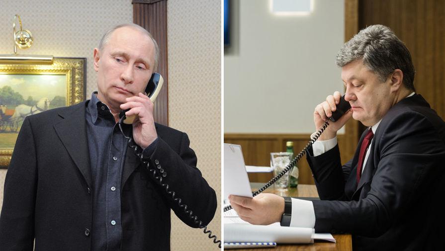"""""""Він говорив про…"""": Стала відома правда про нашумівший дзвінок Порошенка Путіну"""