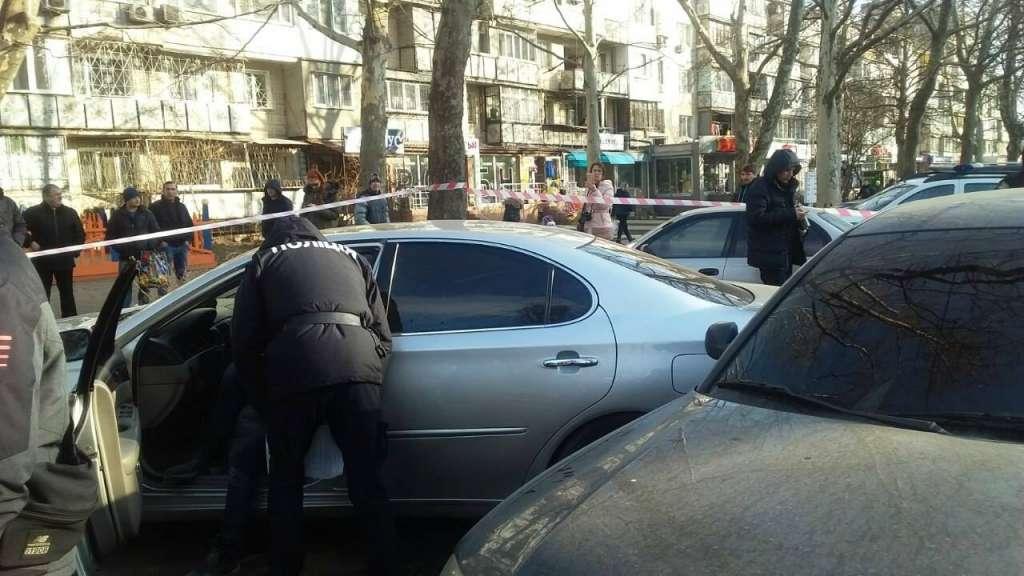 В Одесі під час затримання влаштували стрелянину: Є постраждалі