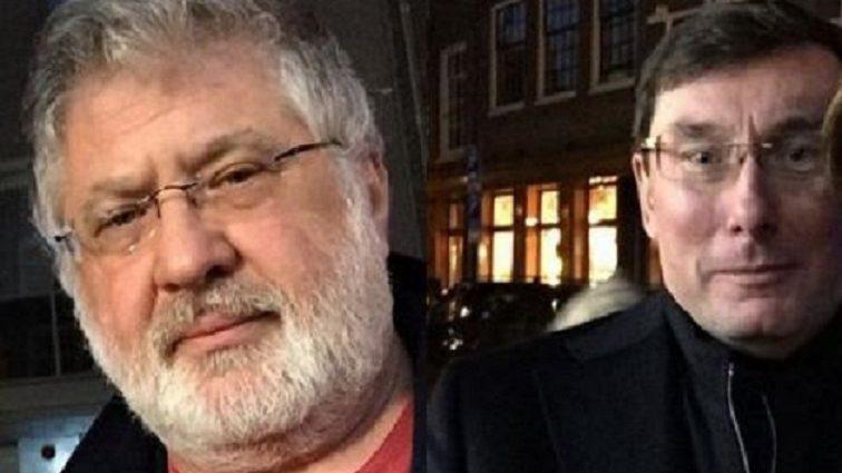 """""""А як було все насправді?"""": Таємна зустріч Луценка і Коломойського: спливла правда про скандальні фото"""