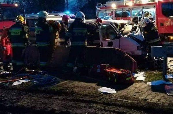 """""""Авто розбилося вщент"""": У Трускавці сталася смертельна ДТП, двоє загиблих, двоє в реанімації"""