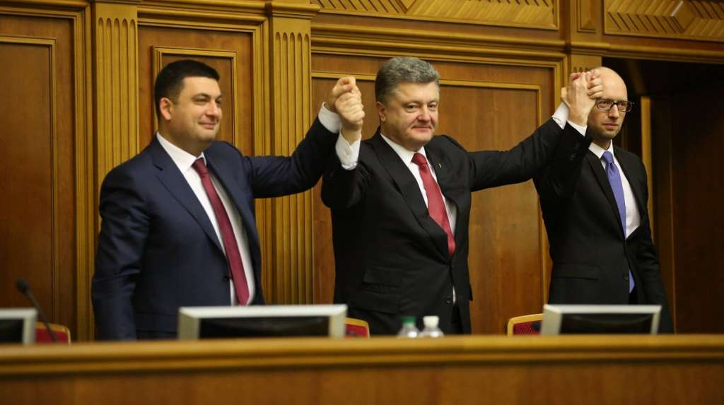 """""""Дуля в кишені"""": Що не поділили між собою Гройсман, Аваков, Яценюк та Порошенко"""