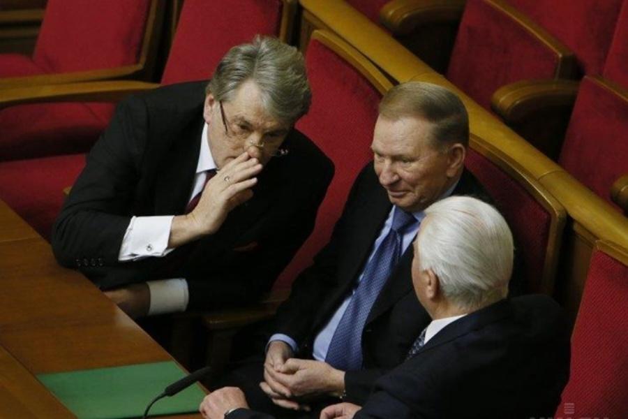 Три екс-президенти України звернулись із заявою до Порошенка. Дізнайтесь причину