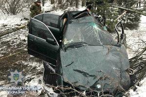 Смертельна ДТП: На Рівненщині загинули двоє братів, ще троє чоловік потрапили до лікарні
