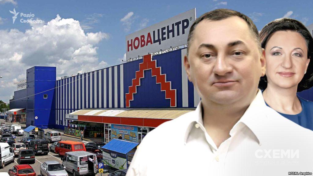 Разом з дружиною: депутат Герега продовжує вести бізнес в Криму і в Росії