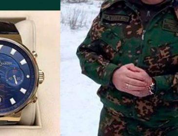 Живе по-новому: Український губернатор приїхав на фронт з годинником на руці, який коштує мільйон