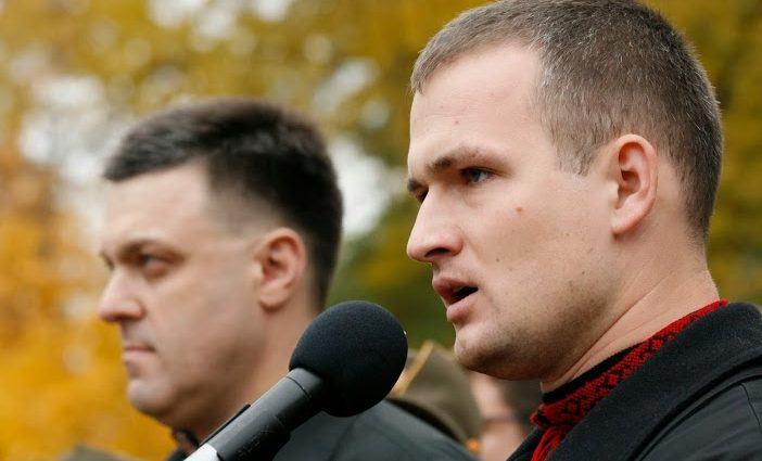 Що скриває права рука Тягнибока та головний «драчун» ВР Юрій Левченко. Ким виявились родичі скандального нардепа