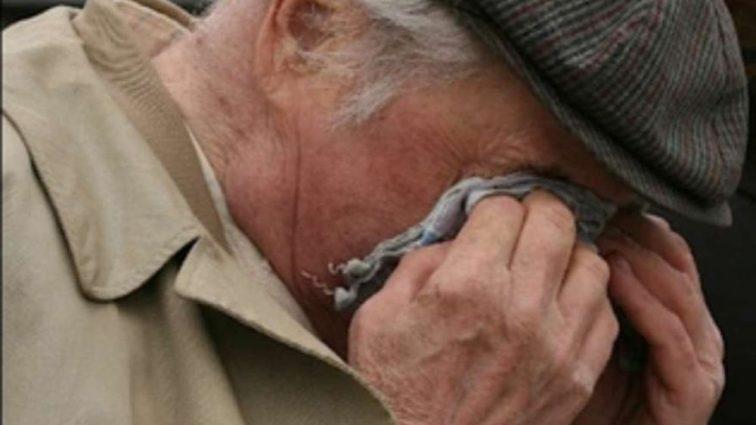 На Прикарпатті молодик побив і обікрав літнього чоловіка (фотофакт)