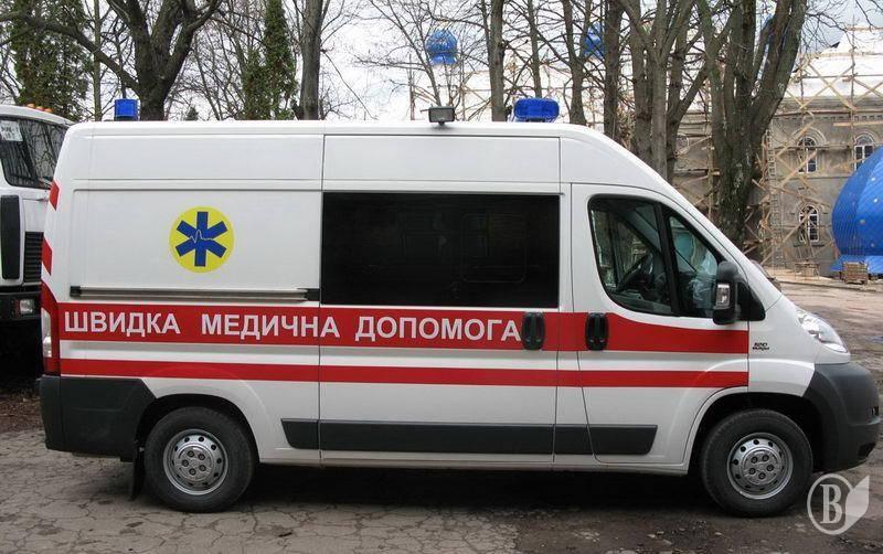 Смертельне ДТП: Потерпіла померла прямо в кареті швидкої