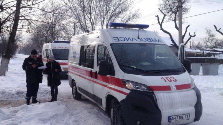 У Львові померла жінка та її 2-річний онук, ще двох дітей госпіталізовано у важкому стані
