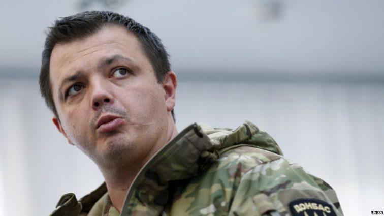 Семенченко надав докази обману Авакова про зброю в розігнаному наметовому містечку