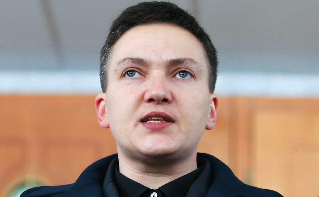 """""""Готові злітати вертольоти й бомбити Верховну Раду…"""": Савченко зробила чергову різку заяву"""