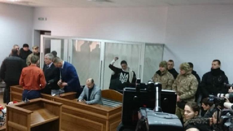 Загрожує довічне ув'язнення: Савченко зробила гучну заяву про оголошення голодування