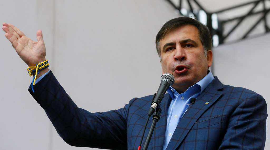 """""""Я сяду в літак і …"""": Саакашвілі в прямому ефірі заявив, коли і як збирається повернутися в Україну"""