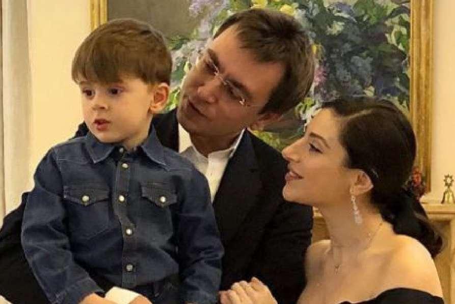 Чекають на другу дитину: Міністр Омелян збирається знову стати батьком