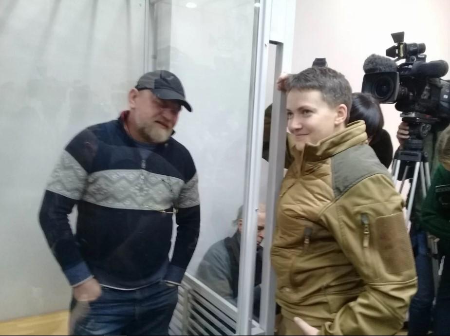 """""""Ця людина дійсно була…"""": Савченко зробила гучну заяву і вимагає віддати їй Рубана"""