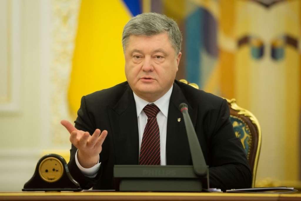 """""""Дійсно впевнений в собі"""": Порошенко заявив про свою перемогу в майбутніх  президентських виборах"""