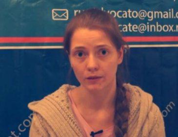 Українка, яка 7 років провела в рабстві у громадянина Росії, благає про допомогу Порошенка