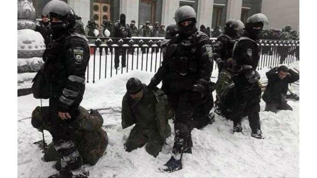 """""""Путч Порошенка"""": чому у Зеленського дискредитують протести - Цензор.НЕТ 3945"""