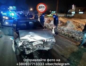 У салоні машини з ним були жінка і 2-річна дитина: Водій-камікадзе влаштував перегони з поліцейськими