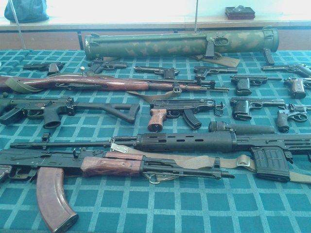 """""""Звезли зброю і …"""": Що влаштувало СБУ прямо в центрі Києва"""