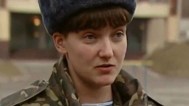 """""""Я навіть не пам'ятаю, як мене звуть…"""": У мережі показали архівне відео Савченко з телешоу """"Битва екстрасенсів"""""""