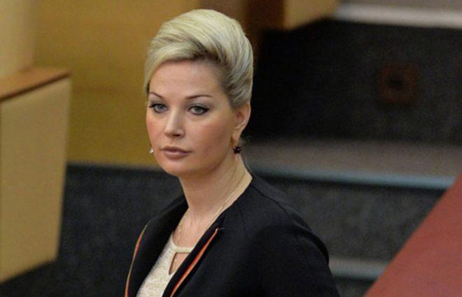 """""""Прекрасно знають"""": Максакова в прямому ефірі розповіла про стосунки з замовником вбивства Вороненкова"""