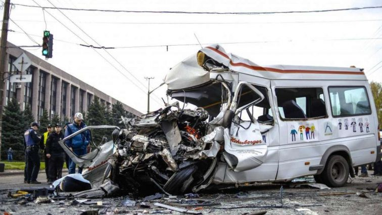 Жахлива ДТП в Кривому Розі: Вдова загиблого розповіла,  хто був винуватцем аварії. Чому поліція приховує правду?