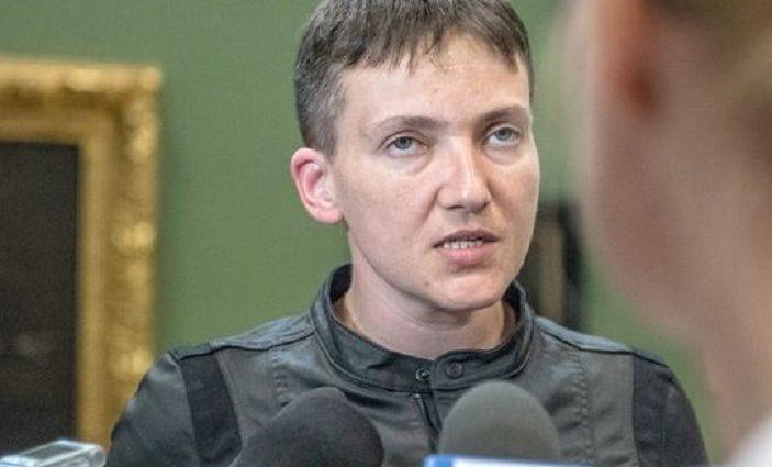 Перевірку Савченко на детекторі брехні перервали: У Надії почалися проблеми з серцем