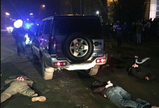 Кривава перестрілка під Івано-Франківськом: Стали відомі подробиці