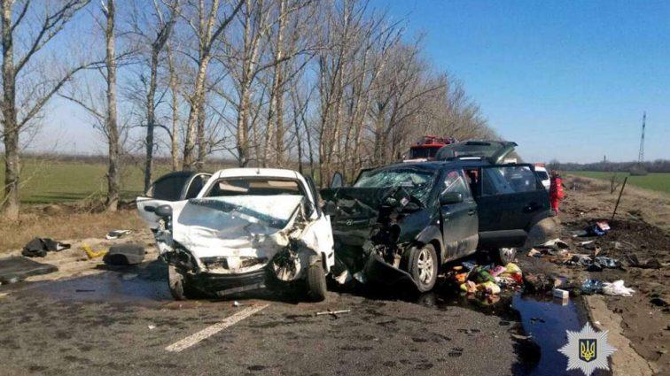Страшна аварія: Маленькі діти постраждали у зіткненні автомобілів