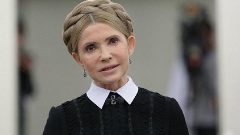 """""""Якісь відразу похабні думки, про те, що вона там робила"""": У Мережі з'явилося фото Юлії Тимошенко в компрометуючій позі"""