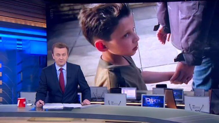Брат «розіп'ятого хлопчика» з Донбасу: Мережу підірвало ще одно пропагандистське відео російських ЗМІ