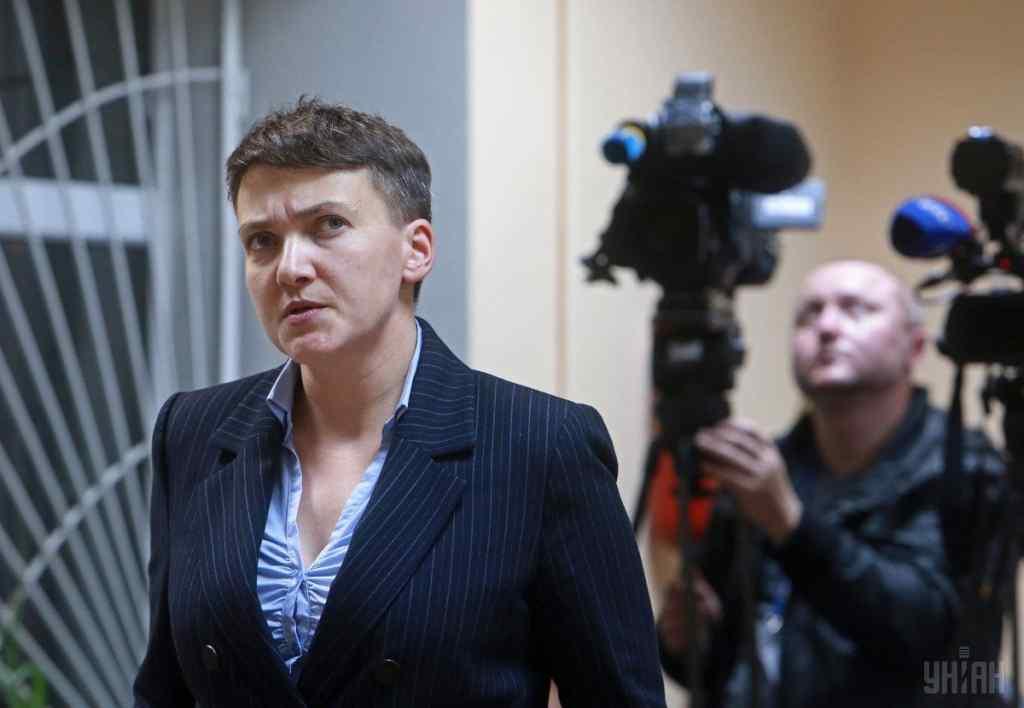 """""""Вона, як завжди – незламна"""": Стало відомо, що Савченко знов возили на експертизу"""