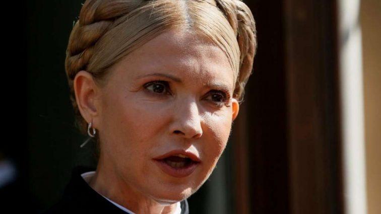 """Сліди ведуть в """"Рошен"""": Тимошенко заявила про провокацію, організовану проти неї"""