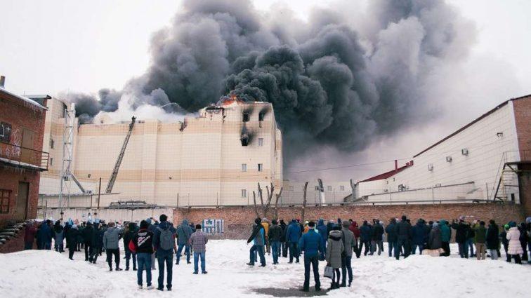 """""""Ми вже 20 хвилин помираємо"""": З'явились моторошні аудіо з благаннями про допомогу жертв пожежі у Кемерово"""