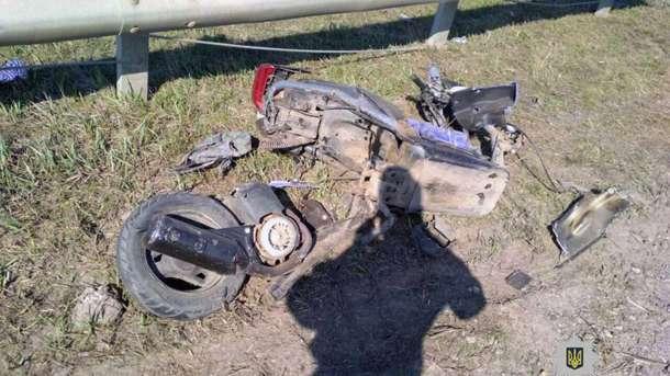 Смертельна ДТП: Водій-підліток загинув на місці