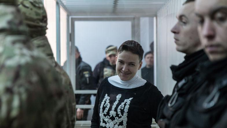 Суд ухвалив рішення по експертизі Савченко, дізнайтесь подробиці