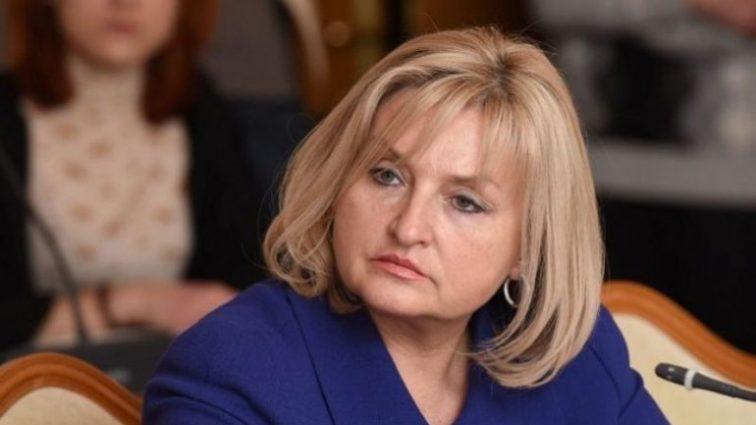 """""""Верховний головнокомандувач закликає уряд…"""": Ірина Луценко зробила різку заяву"""
