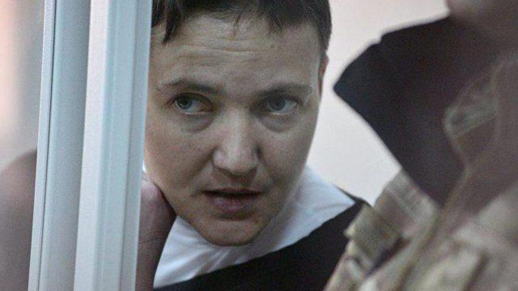 Не дала слину, вирішили взяти …: Українців шокувало те, що забрали у Савченко для експертизи