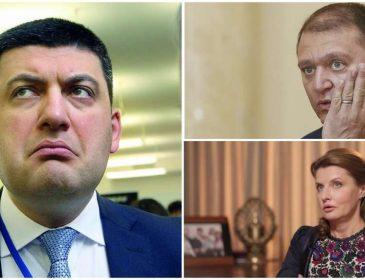 «Хотів збільшити статевий орган, забула Заповіт та прем'єр, якій не вміє рахувати»: ТОП-5 українських політиків, які вже встигли зганьбитись у 2018 році