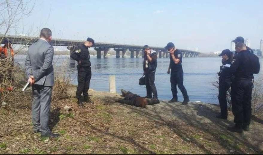 Жахлива знахідка: Рятувальники знайшли у річці понівечене тіло молодої дівчини (фото 18+)