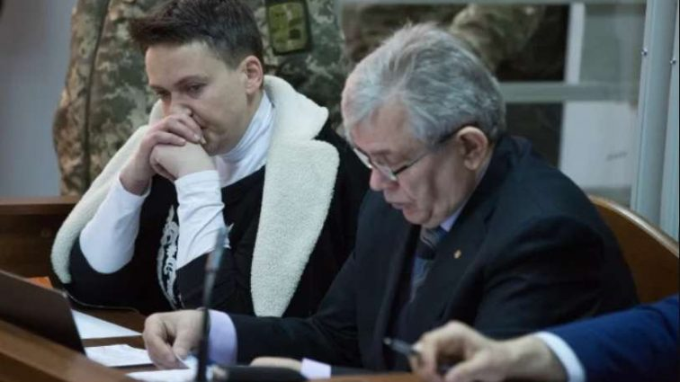 """""""Не хотів подавати, але…"""": Адвокат Савченко розриває з нею контракт"""