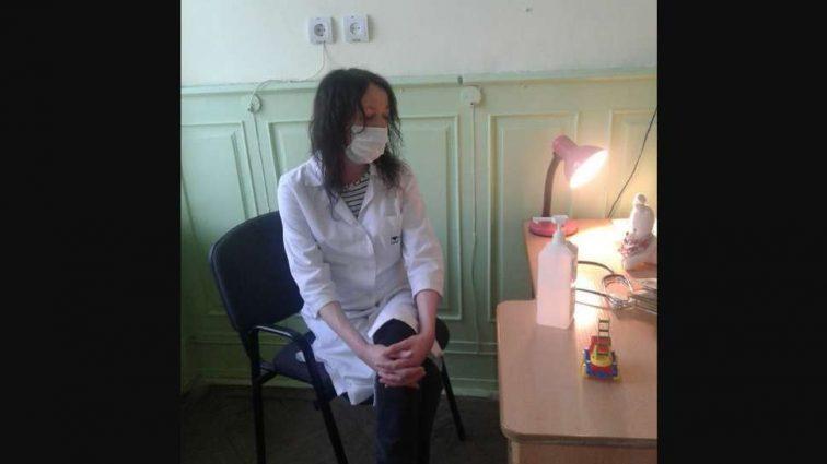 Вживала вся зміна: У львівській лікарні дітей оглядала п'яний педіатр (ФОТО)