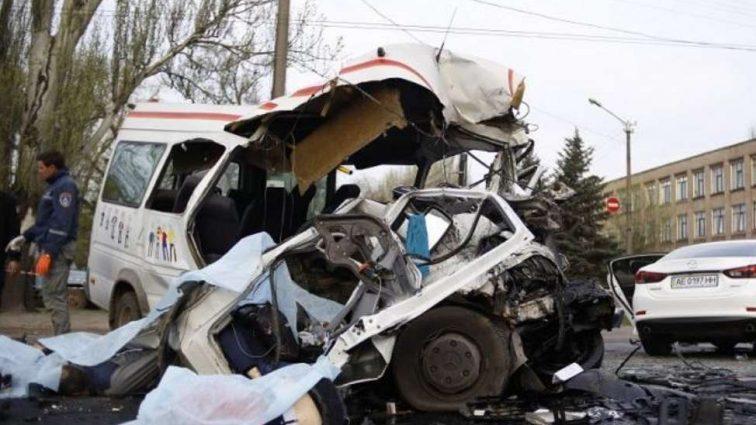 Кількість жертв зростає: Помер ще один учасник ДТП у Кривому Розі