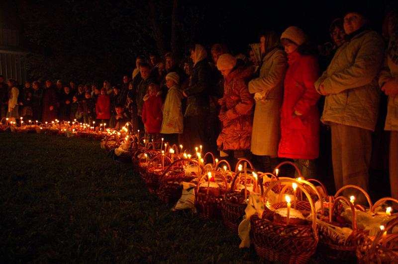 """Варто одягнутись…"": Синоптики попередили про погоду у Великодню ніч"
