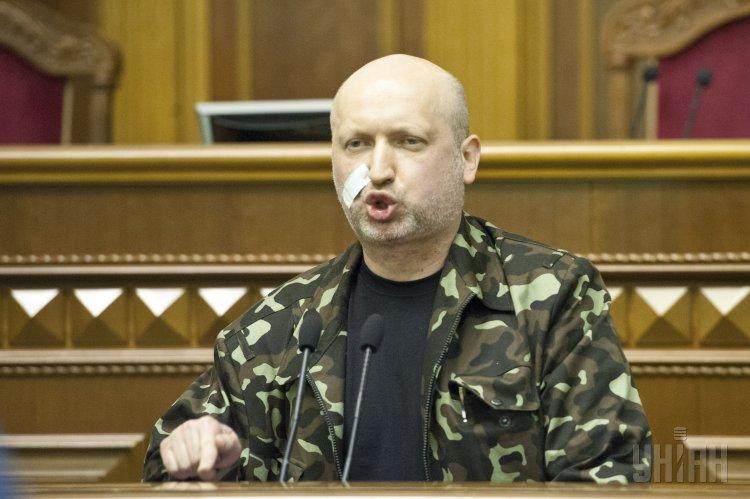 """""""Оголошення війни Росії…"""": Турчинов приголомшив своєю заявою"""