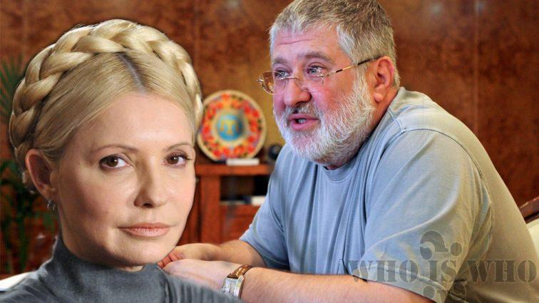 Коломойський зробив емоційну заяву про президентство Тимошенко