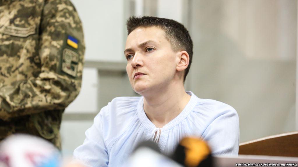 """""""Я готова відсидіти 22 роки в російських п*дарасів, якщо…"""": Савченко зробила гучну заяву"""