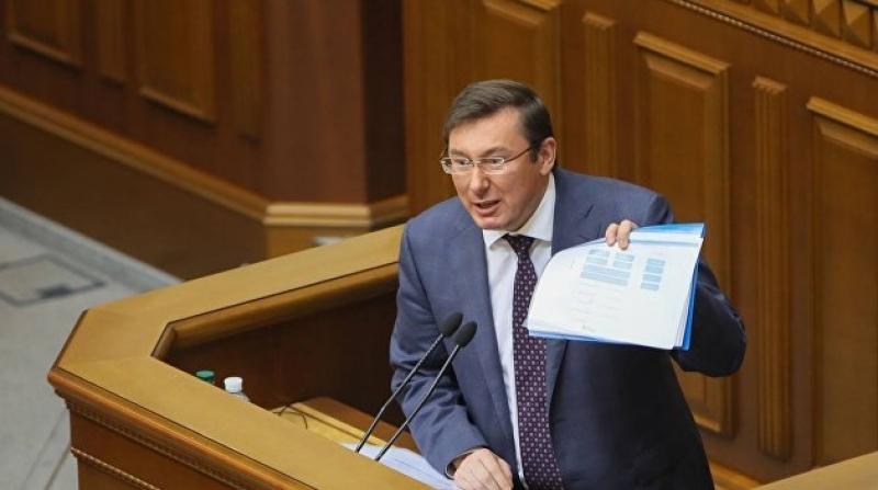"""""""Зброю видавали …"""": Луценко заявив, що знає імена всіх, хто готував теракт разом з Савченко"""